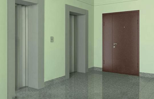 Стандартные тамбурные двери
